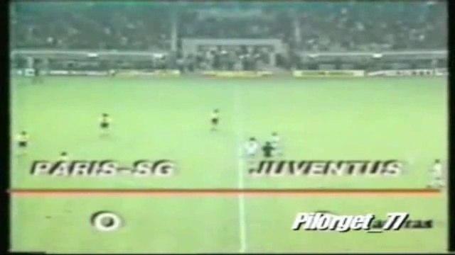 PSG v Juventus
