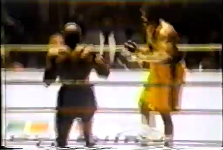 Marvin Hagler vs Bobby Watts I 1976-01-13