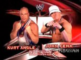 Kurt Angle vs John Cena - No Mercy 2003