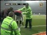 2008 (February 20) Arsenal (England) 0-AC Milan (Italy) 0 (Champions League)
