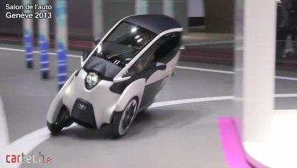 Genève 2013 : Toyota i-Road