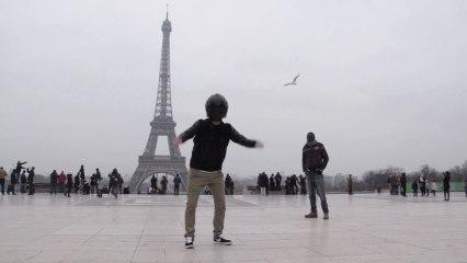 HARLEM SHAKE Paris Trocadero