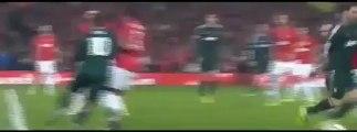 Le montage vidéo de la prestation de Cristiano Ronaldo lors de Manchester United - Real Madrid