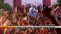 Décès d'Hugo Chavez : Une semaine de deuil national