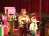 spectacle pour enfant Le Mans 72 monsieur tempo www.spectacle-magie-clown-monsieur-tempo.com