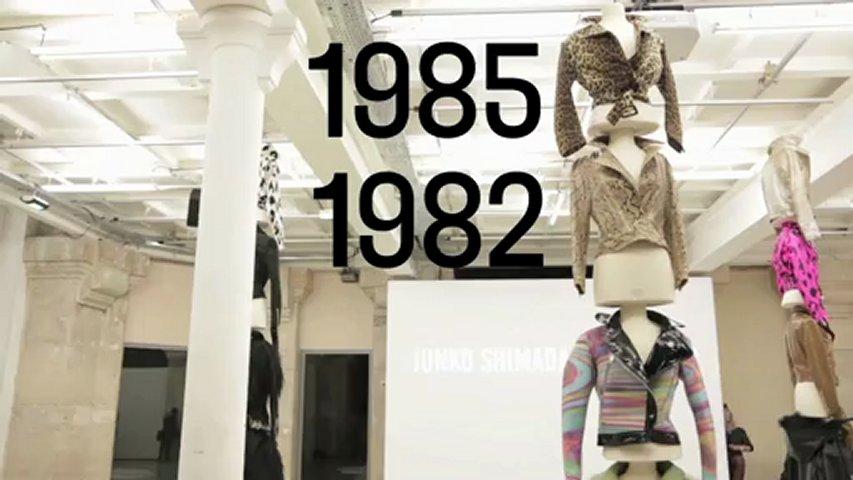 Fashion Week Paris: Défilés automne-hiver 2013-2014 épisode 8