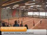 Interview Jacques Faresse, Finales Clubs 2013 -15 -18, La Côte-Saint-André, Sport-Boules