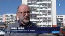 France 3 Centre : Fin de la trêve hivernale, reprise expulsions locatives (04/03/13)