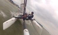 Extreme Sailing - Best Of Capsizes - Quiberon (France) - 2013