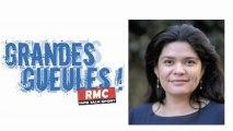 Raquel Garrido aux Grandes Gueules sur RMC