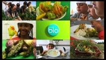 MinuteBio -  Les enfants découvrent l'agriculture biologique avec un restaurateur-traiteur bio