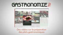 Gastronomie TV - Recettes de Cuisine des Grands Chefs Etoilés