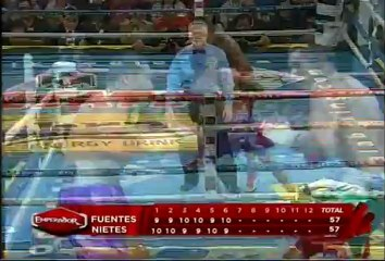 Donnie Nietes vs Moises Fuentes 1 Full Fight
