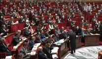 [ARCHIVE] Réforme des rythmes scolaires : réponse de Vincent Peillon à la députée Barbara Pompili lors des questions au Gouvernement à l'Assemblée nationale, le 26 février 2013