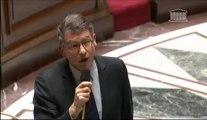 [ARCHIVE] Recrutement : réponse de Vincent Peillon à la députée Julie Sommaruga lors des questions au Gouvernement à l'Assemblée nationale, le 26 février 2013