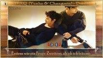 TVXQ (Yunho & Changmin) - Dream k-pop [german sub]