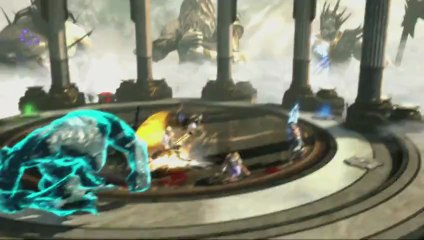 Trial of the Gods de God of War : Ascension