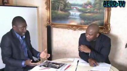 AEUD-TV(Vidéo)Part1: Gaston Kelman vs Christophe Zogo sur l'enlèvement d'une famille de français au Cameroun