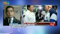Le décès d'Hugo Chavez va-t-il impacter le cours du pétrole ? - 6 mars - BFM : Intégrale Bourse