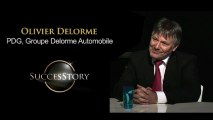 Success Story - Olivier Delorme, groupe Delorme Automobile