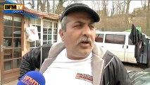 Les Roms d'Ormoy craignent l'évacuation de leur camp - 07/03