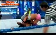 Kofi Kingston vs Damian Sandow (Intercontinental Championship Match) - WWE Smackdown 1123125708