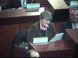 07-02-2013 Discours de politique générale de Bernadette Malgorn
