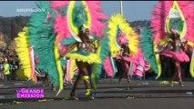 Le Carnaval de Nice bat son plein!