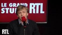 Alex Lutz - Les Infos en live dans le Grand Studio Humour RTL présenté par Laurent Boyer