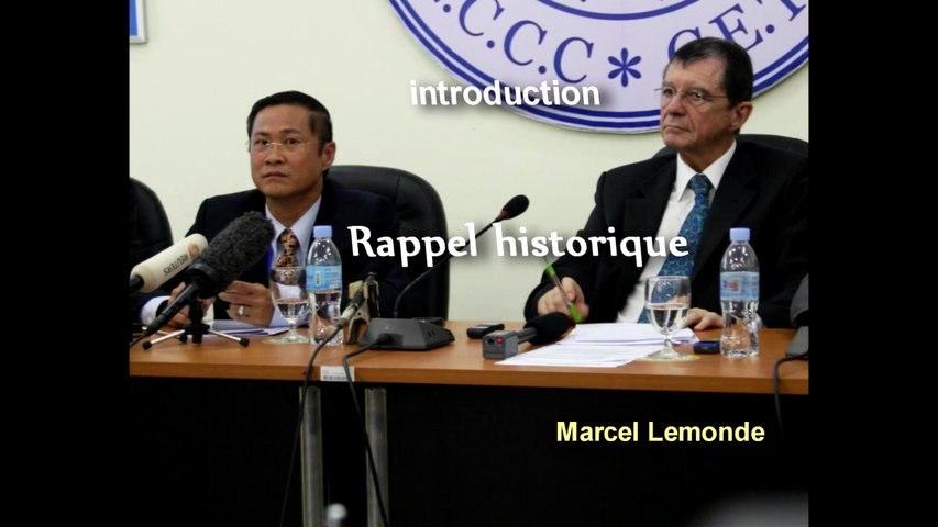 (1) Juger, après le régime des khmers rouge