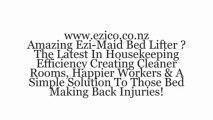 Ezi-Maid Bed Lifting System NZ. The Best Bed Lifting System in New Zealand