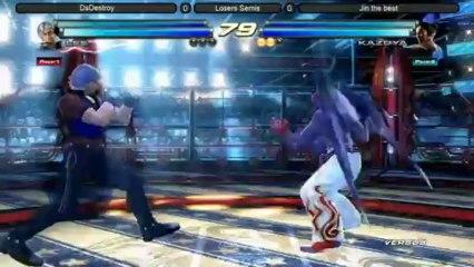 Tekken Tag Tournament 2 Top 8