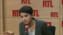 "Najat Vallaud-Belkacem : ""La palme de la misogynie va à NKM"""