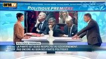Politique première:  François Hollande veut encourager les hommes à prendre leur congé parental - 08/03