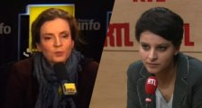 "Vallaud-Belkacem : ""La palme de la phrase misogyne à NKM"""