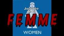8 Mars - Journée de la femme - Rendons lui hommage !