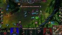 Dignitas  vs Curse - LCS NA 2013 S4J1 - League of Legends