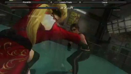 Dead or Alive 5 Top 4