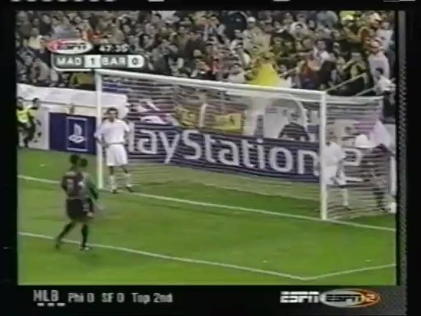 2002 May 1 Real Madrid Spain 1 Barcelona Spain 1 Champions League Video Dailymotion