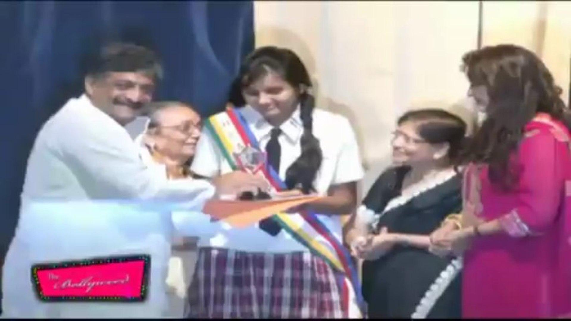Juhi Chawla Honoured by NGO