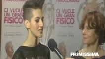 Intervista ad Antonella Lo Coco ed a Sophie Chiarello regista del film Ci vuole un gran fisico