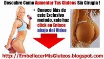 Ejercicios para Aumentar Los Gluteos Sí Exclusivos Ejercicios para Tonificar y Sacar Gluteos Rapido como Miss BumBum Brasil