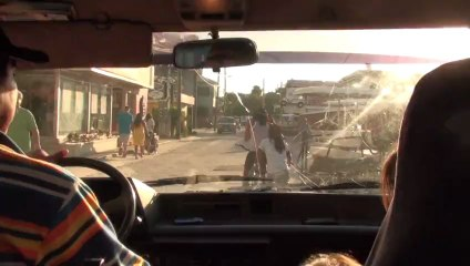 Belize living: Taxi to Grand Baymen