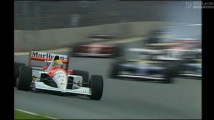 F1 - Brazilian GP 1991 - Race - Part 1