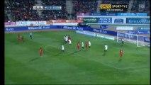 Gol de Alfaro vs Sevilla
