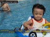 Havuz Oyunları Malzemeleri