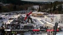 Peetu Piiroinen - Semi Final run at the Arctic Challenge Halfpipe 2013