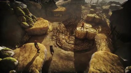 Walkthrough Gameplay Trailer de Brothers : A Tale of Two Sons
