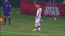 But Tulio DE MELO (82ème) - Valenciennes FC - LOSC Lille (1-3) - saison 2012/2013