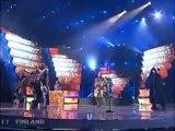 Lordi - Hard Rock Hallelujah (Eurovision 2006-Finland)